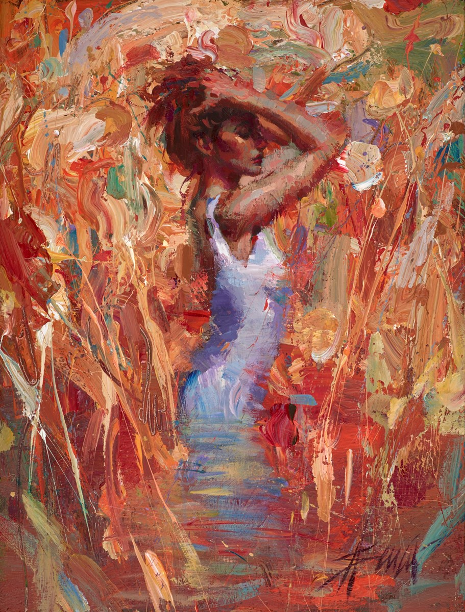 Basking In the Chaos by henry asencio -  sized 18x24 inches. Available from Whitewall Galleries